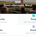 Stitch 2.0: New Features For Group Travel and Local Events